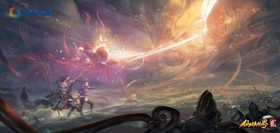 大圣归来原画师操刀《仙侠世界2》首批概念海报公布资讯生活